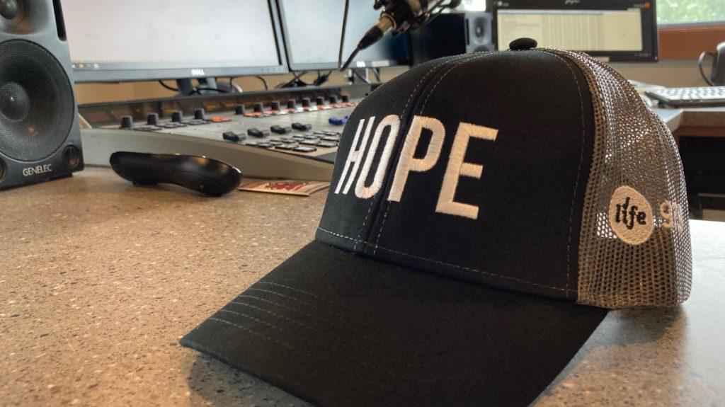 Life 97.9 Hope Hat