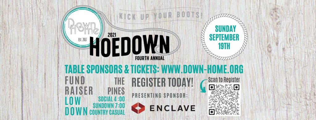 Down Home flyer